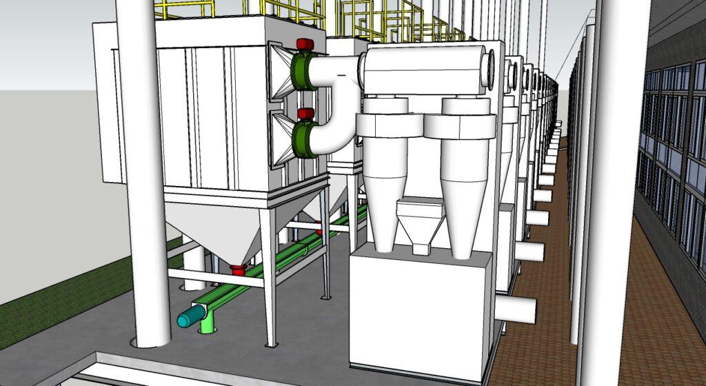 Flue Gas Treatment Systems