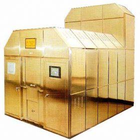 OY5000P Flat Bed Cremator
